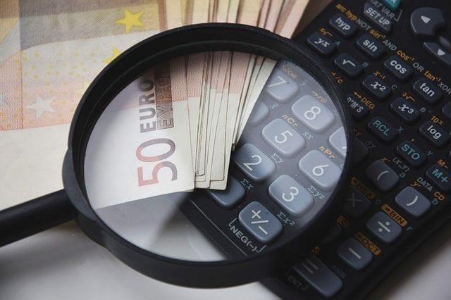 מחשבון פיננסי